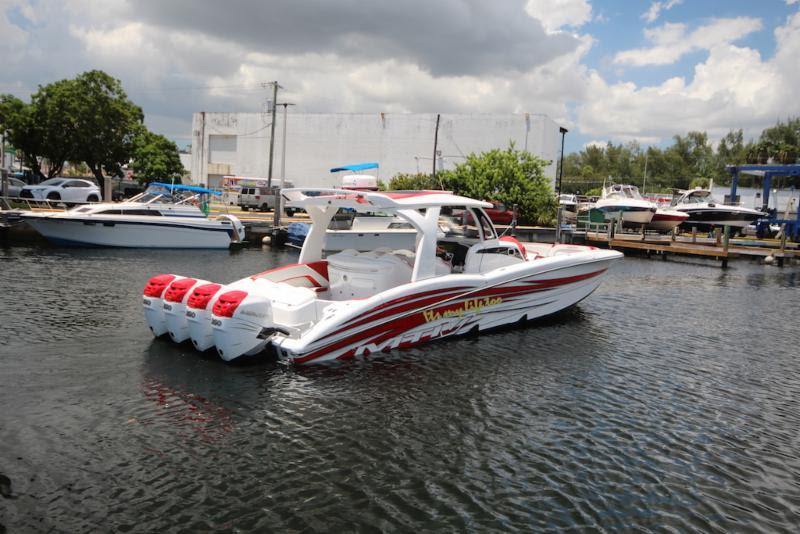 2016 MTI V-42 | Boat Sold - tntcustommarine com