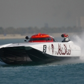 Class-1 Team 5 Abu Dhabi UIM Johnny Tomlinson