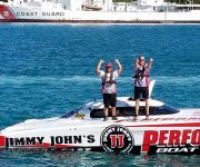 Tomlinson Wins World Championship, Set to Defend U.I.M Class 1 World Title