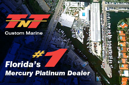 TNT Custom Marine – Florida's #1 Mercury Engine Dealer