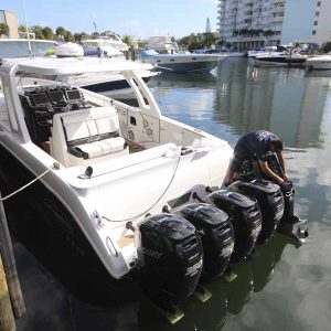 Service and Warranty Available at TNT Custom Marine — Performance