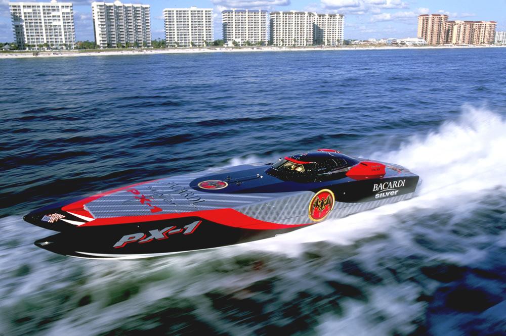Winning Race Boats — TNT Custom Marine