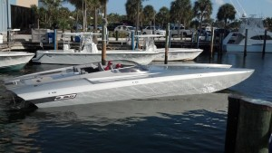New 41' DCB Ready For Miami Boat Show