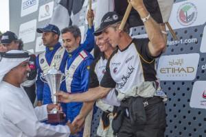 Team Abu Dhabi Takes Second At World Championships