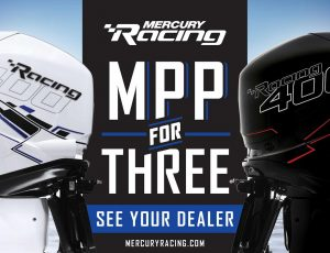 Mercury Racing Product Protection Promotion Available At TNT Custom