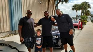 TNT Custom Marine Taking Care of Miami Dolphins