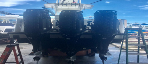 TNT Custom Marine — 2017 Testimonials