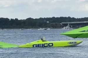 Tomlinson Joins Miss GEICO Racing for Fall River Race