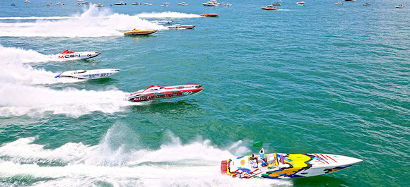 Super Cat Class Solid For APBA Offshore Championship Series