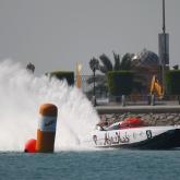 Class-1 Team 5 Abu Dhabi UIM Johnny Tomlinson