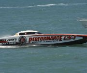 Johnny Tomlinson and Performance Boat Center Offshore Racing at Cocoa Beach 08