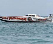 Johnny Tomlinson and Performance Boat Center Offshore Racing at Cocoa Beach 12