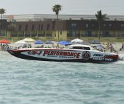 Johnny Tomlinson and Performance Boat Center Offshore Racing at Cocoa Beach 16
