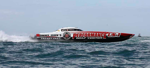 Performance Boat Center at 2016 SBI Key West World Championship