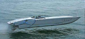 MTI 44 Catamaran at its Miami Boat Show Debut