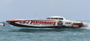 Tomlinson and Performance Boat Center Offshore Racing Gearing Up for Clearwater
