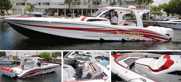 2016 Mti V 42 Boat Sold Tntcustommarine Com
