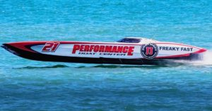Great Racing from Tomlinson at Cocoa Beach