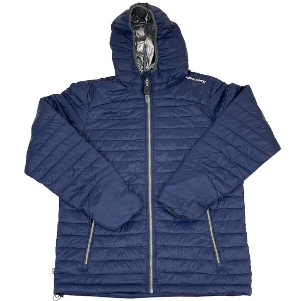 Insulated Fleece Hoodie (front)