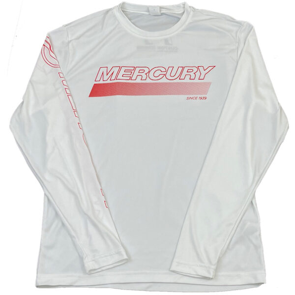 Refresh Performance Long Sleeve (front white)