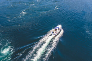 Controlling Your Boat in a Current